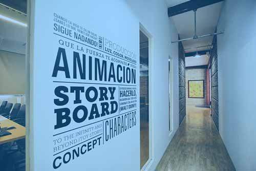 Recorrido virtual Google en Valencia. Escuela de Arte y Diseño Barreira.