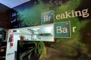 Visita Virtual Google Street View de Breaking Bar, Bar restaurante de Valencia