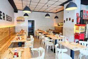 Visita virtual 360 del restaurante Burger Beer en Valencia