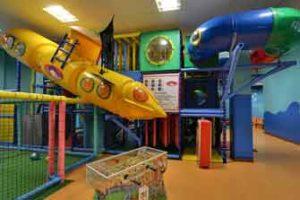 Visita 360 Google Street View workflow Parque infantil Movikid en Valencia