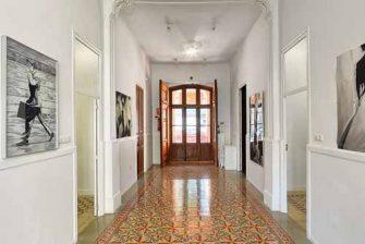 Visita virtual Street View de la galería de ARte Acuda Gallery en Godella, Valencia