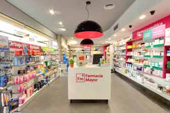 Visita virtual Google Street view 360 de la Farmacia Mayor de Chirivella.