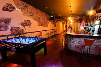 Visita virtual Google workflow de La Caverna Rock Club Valencia