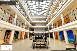 Visita Virtual Google Street View de la residencia universitaria VILLA UNIVERSITARIA en San Vicente del Raspeig, Alicante