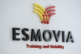 Tour virtual Street View del Centro de Formación Esmovia - Training and Mobility , en Valencia (España)