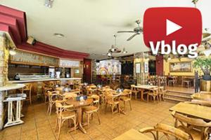 Vblog sobre fotografia 360 y street view. Ejemplo de recorrido virtual 360 grados google street view en una cafetería de Valencia.