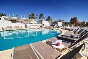 Visita Virtual de Google de PROA Pool & Rest. Local de copas y restaurante con piscina en la playa de Pobla de Farnals