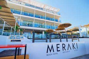 Visita Virtual de Google Street View de Meraki Beach Hotel. Realizada por Panoramics360.com en Valncia