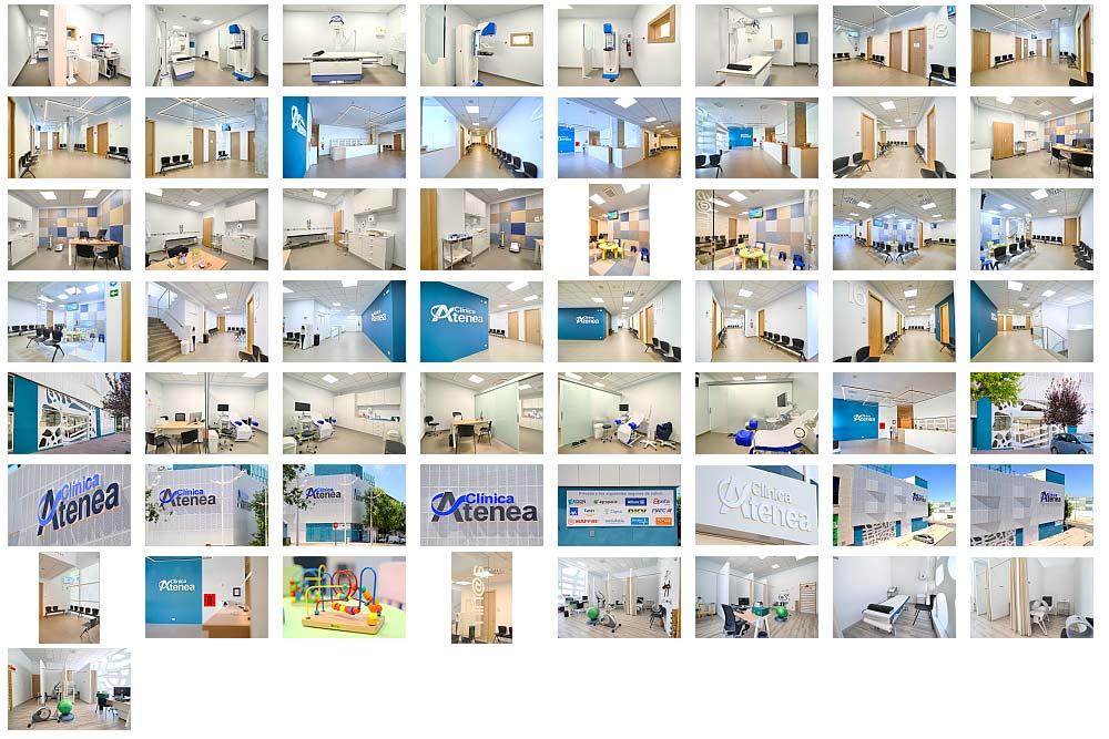 Fotografía en clínica multi especialidad. Google Street View.