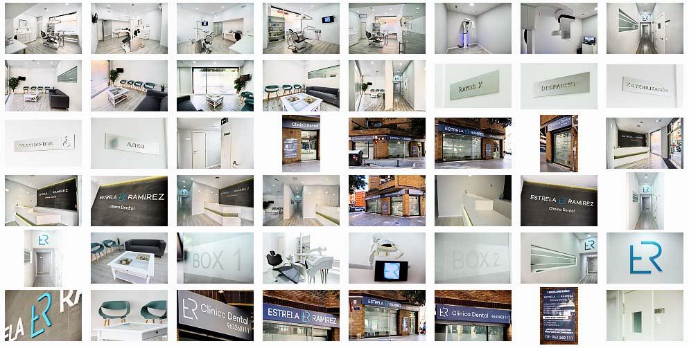 Fotógrafo de Google para la visita virtual de tu clínica dental.