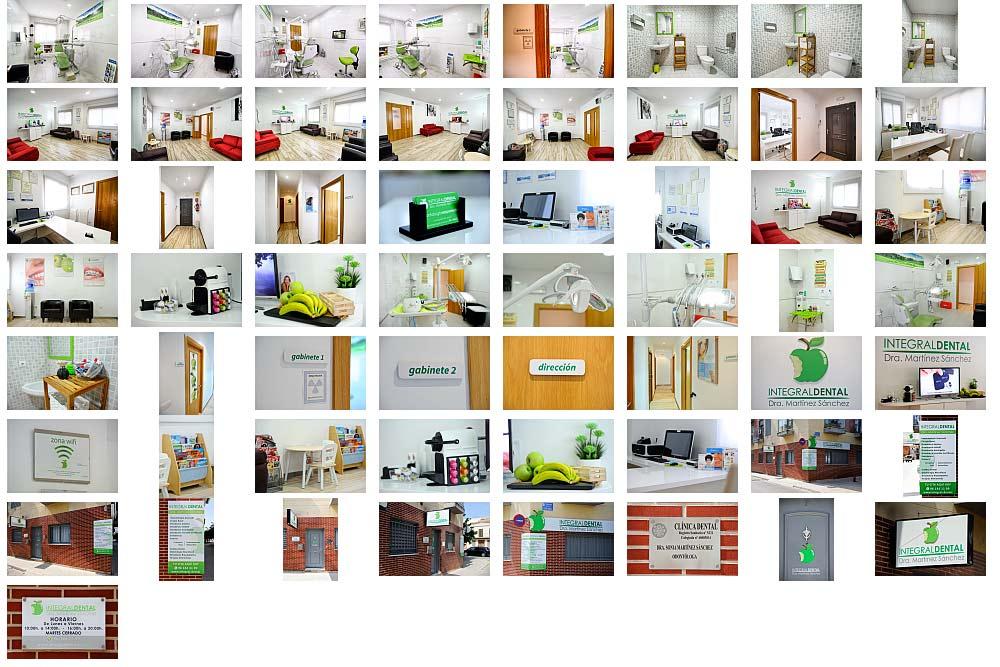 Fotografía 360 de clínicas dentales.