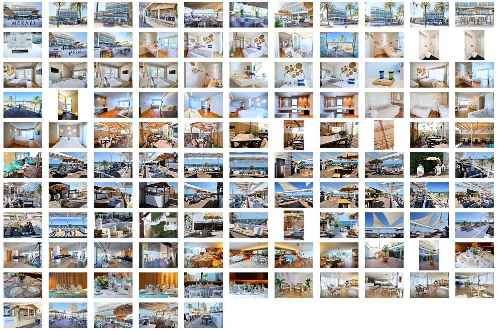 Fotógrafo 360 de Google par Hoteles