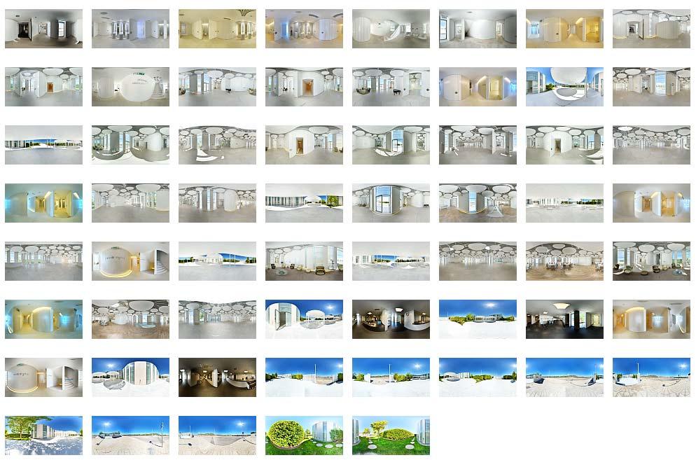 Fotógrafo 360 certificado por Google en Valencia