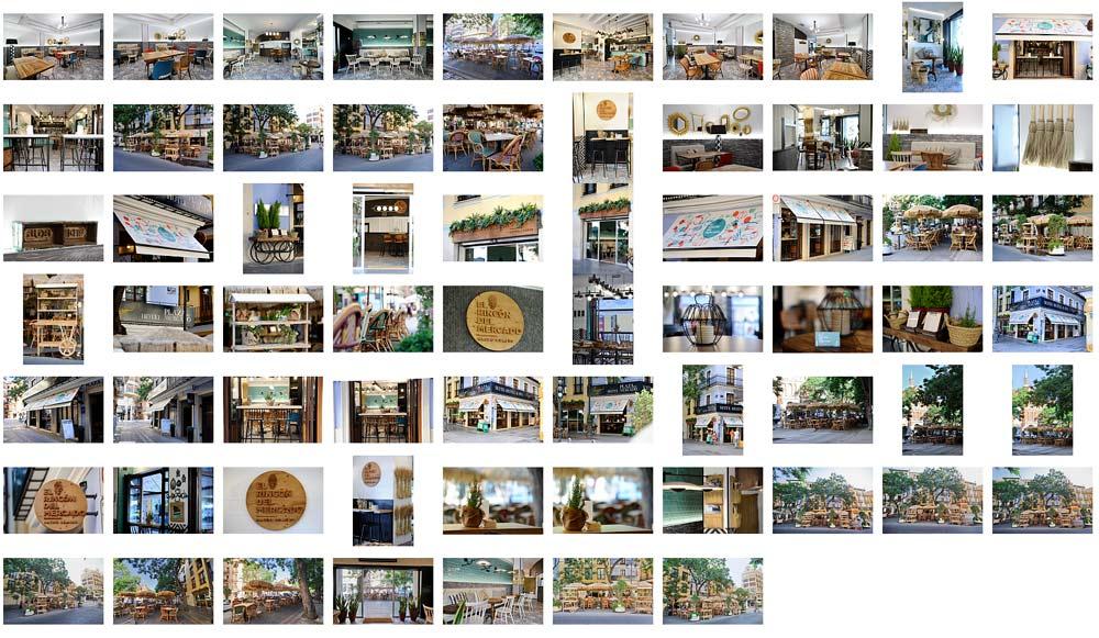 Fotógrafo de restaurantes en Valencia