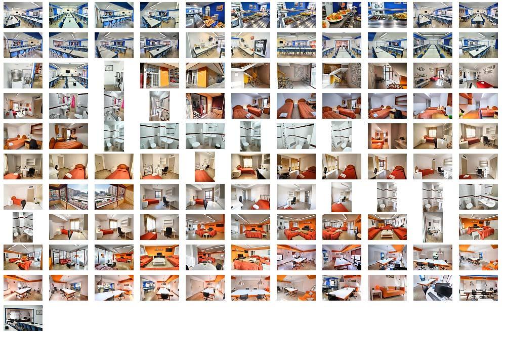Fotógrafo certificado Google Street View. Visita virtual de Residencia de Estudiantes
