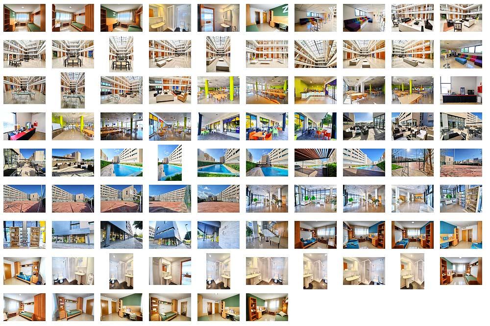 Fotógrafo 360 Valencia y Madrid, Visita virtual de Residencia de Estudiantes