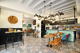 visita virtual 360 del restaurante El Rincón del Mercado, En Valencia