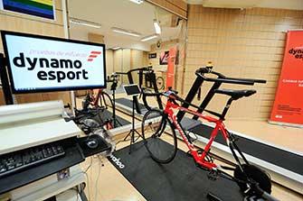 REcorrido virtual 360 de Google en Dynamo Esport