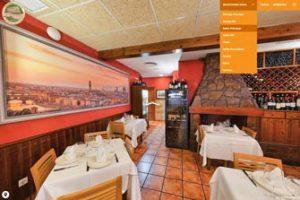 fotógrafo 360 Valencia restaurantes