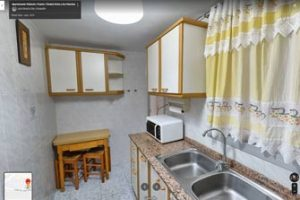 visita virtual 360 piso airbnb
