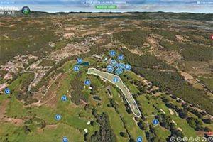 Tour Virtual de Campo de Golg