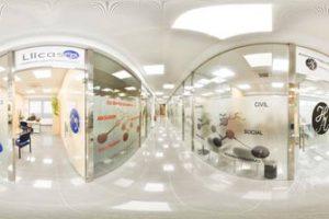 tour virtual 360 de instalaciones