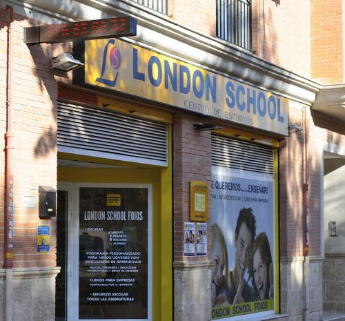 london school foios 12
